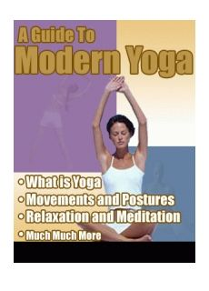 A Guide to Modern Yoga